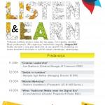 Agenda predavanja